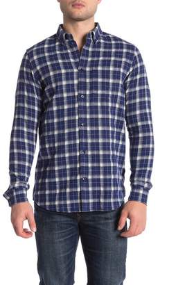 Wesc Front Button Flannel Shirt