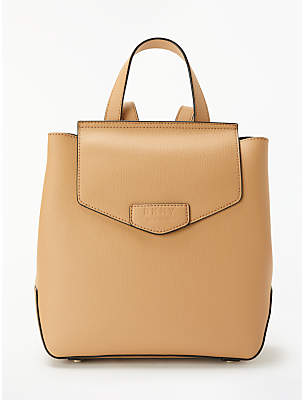 DKNY Sullivan Leather Flapover Backpack