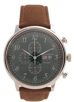 Armogan - Spirit Of St. Louis Stainless Steel Watch - Mens - Brown Multi