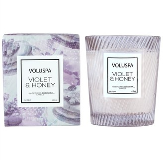 Voluspa Classic Boxed Candle - Violet & Honey