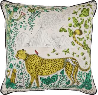Emma J Shipley Cheetah Cushion (45cm x 45cm)