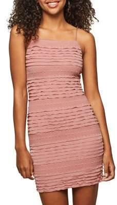 Miss Selfridge Ruffle Cami Mini Dress