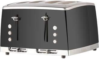 Russell Hobbs Lunar 4-Slice Toaster, Moonlight Grey