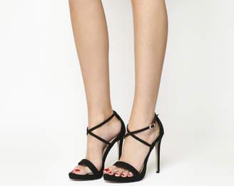 23f70e1745d6 Office Heel Strap Sandals For Women - ShopStyle UK