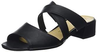 Gabor Women's Fashion Mules, Black Schwarz 27
