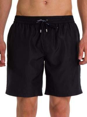 Dolce & Gabbana Solid Swim Shorts