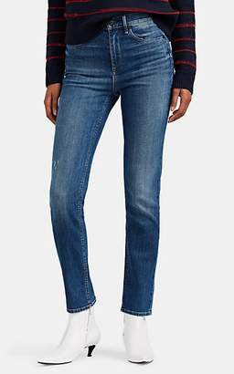 Rag & Bone Women's High-Rise Cigarette Jeans - Blue