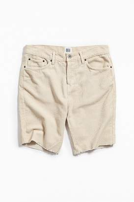 Urban Outfitters Dad Corduroy Cutoff Short