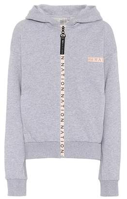 P.E Nation Apex cotton hoodie