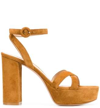Gianvito Rossi Poppy sandals