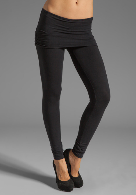Nightcap Jersey Foldover Legging
