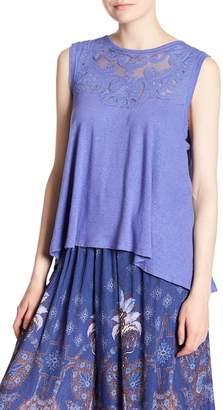 Free People Meant To Be Lace Tank