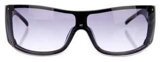 Giorgio Armani Gradient Shield Sunglasses