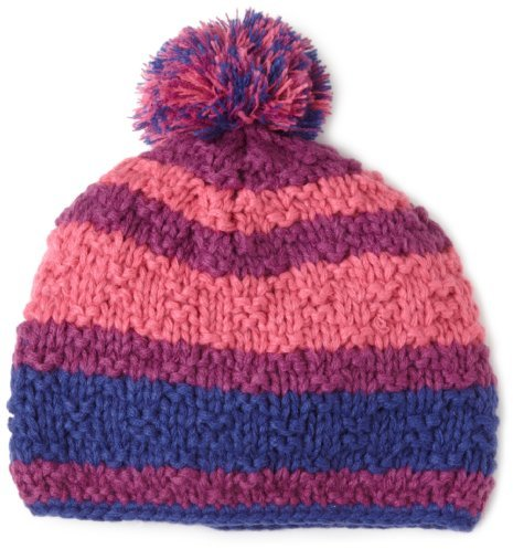 Appaman Girls 7-16 Aurora Hat, Purple Rain, Small