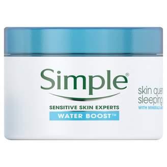 Simple Water Boost Night Cream 50 mL