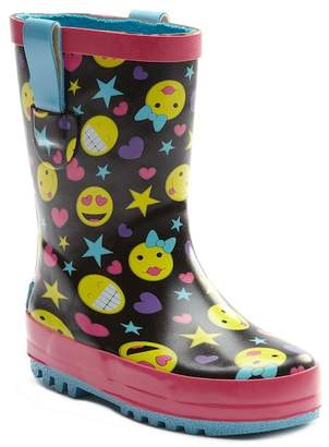 Northside Bay Print Waterproof Rain Boot (Little Kid)