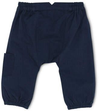 Bebe NEW Theo Pant Navy