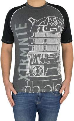 Doctor Who Mens Dr Who Dalek T-Shirt