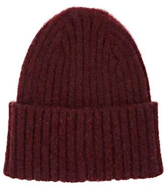 487ccefeccc Drakes Drake s Men s Rib-Knit Lambswool Beanie - Wine