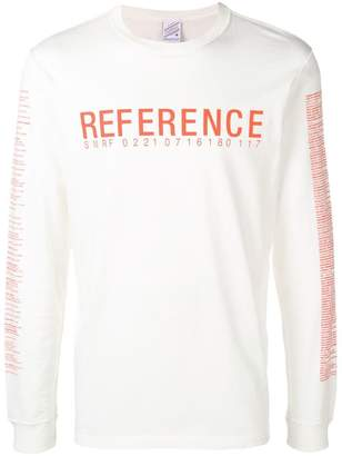 Yang Li long sleeved sweater