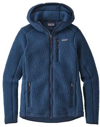 Patagonia Women's Retro Pile Fleece Hoody