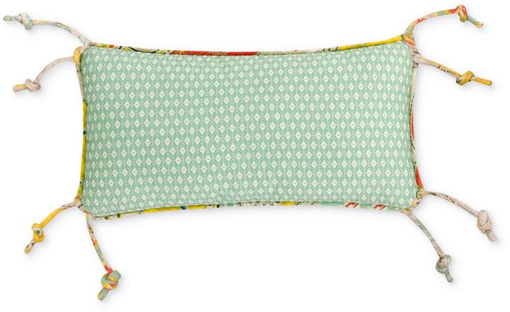 Echo Jaipur 9 Quot X 18 Quot Diamond Print Decorative Pillow