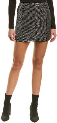 5b464dffae5 French Connection Desire Disco Mini Skirt