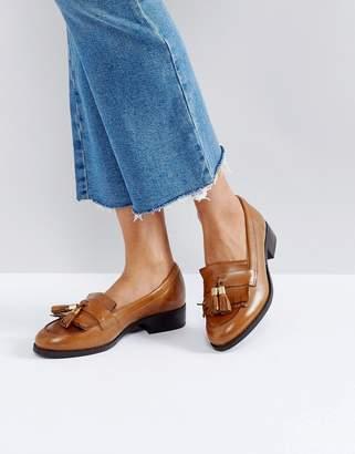 Carvela Leather Tassel Loafer