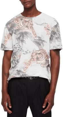AllSaints Chokai Slim Fit T-Shirt