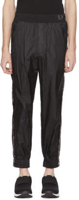 Diesel Black P-City Lounge Pants