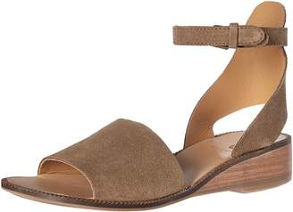 H By Hudson Women's FIFA Suede Wedge Sandal