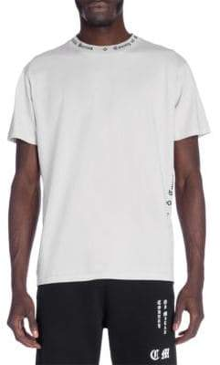 Marcelo Burlon County of Milan Logo Tape T-Shirt