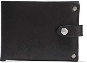 Ann Demeulemeester Studded Leather Wallet