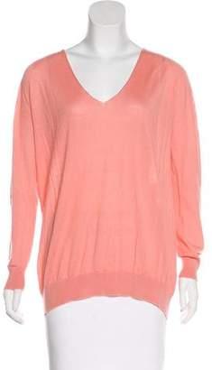 Balenciaga Cashmere Lightweight Sweater