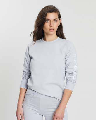 Emporio Armani Knitted Long Sleeve Jumper