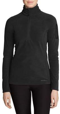 Eddie Bauer Cloud Layer Pro Fleece Half-Zip Pullover