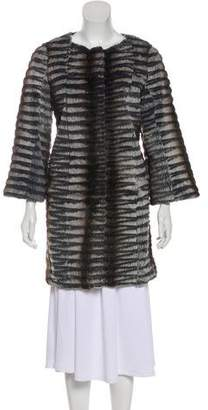 Linda Richards Fur Short Coat