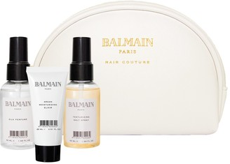 styling/ Balmain Paris Hair Couture Hair Styling Cosmetic Bag Set