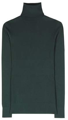 Dolce & Gabbana Cashmere and silk turtleneck sweater