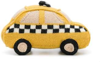 Oeuf taxi soft toy