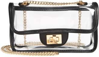 Jane & Berry Transparent Crossbody Bag