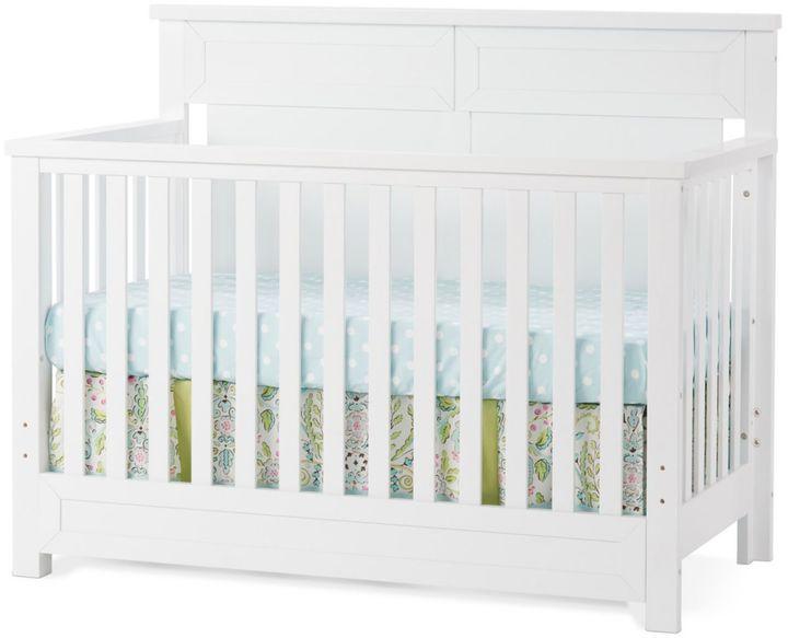 Child CraftChild Craft® Abbott 4-in-1 Convertible Crib in White