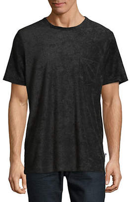 Trunks SURF + SWIM Crew Neck Solid T-Shirt