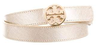 Tory Burch Reversible Logo Belt w/ Tags