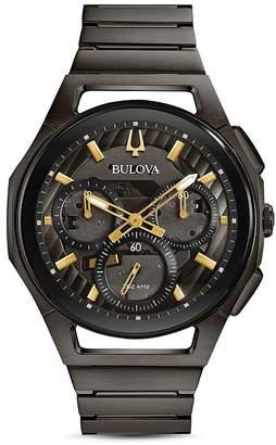 Bulova Curv Watch, 42mm