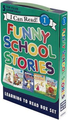 Harper Collins Publishers Funny School Stories: Learning To Read Box Set By Various