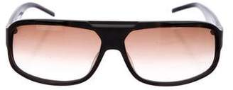 Christian Dior Black Tie Gradient Sunglasses