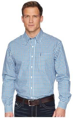 Cinch Modern Fit Basic Men's Long Sleeve Button Up