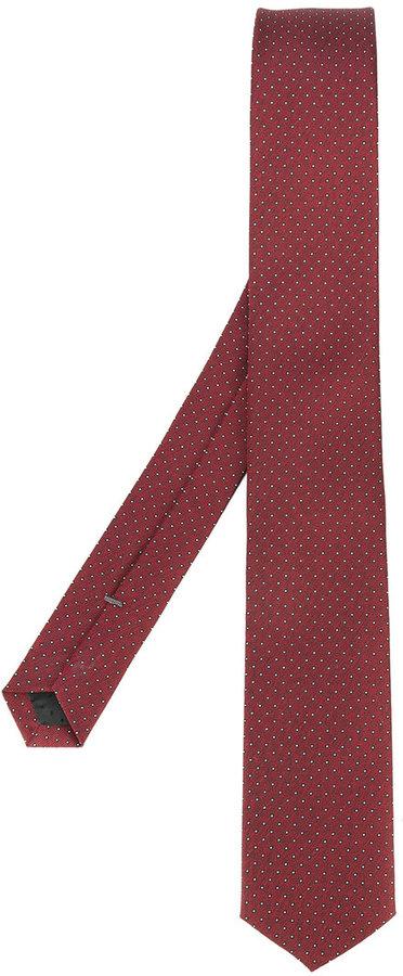 Hugo BossBoss Hugo Boss spotted tie