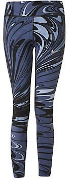 Nike Power Epic Lux Running Leggings, Thunder Blue/Black